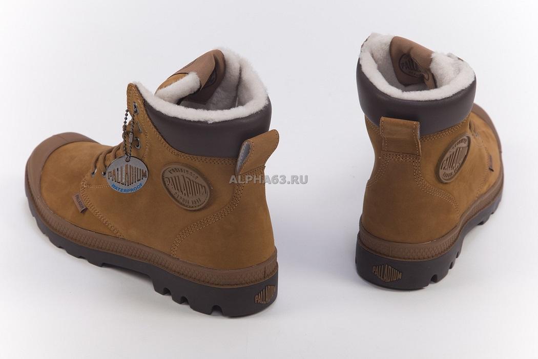 b96112ca29a Ботинки утепленные Pampa Sport Cuff WPS Mahogany/chokolate