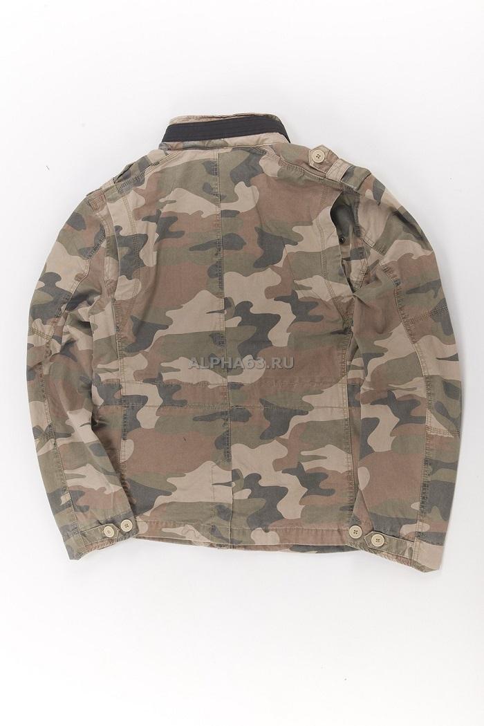 f84cb0dca5e Куртка Britannia light woodland