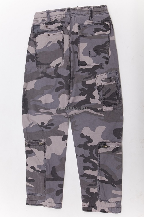 Штаны INFANTRY CARGO Night Camo