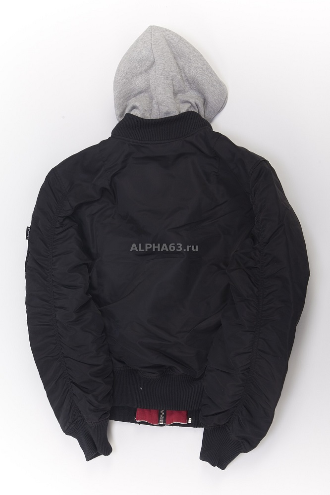 Куртка Outback Black/Red