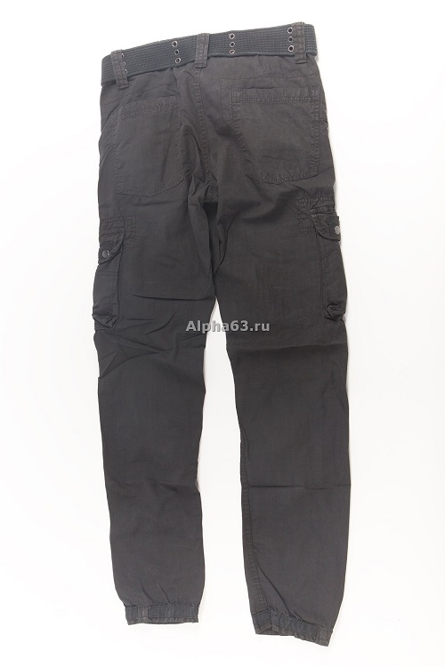 Штаны Royal Traveler Slim black