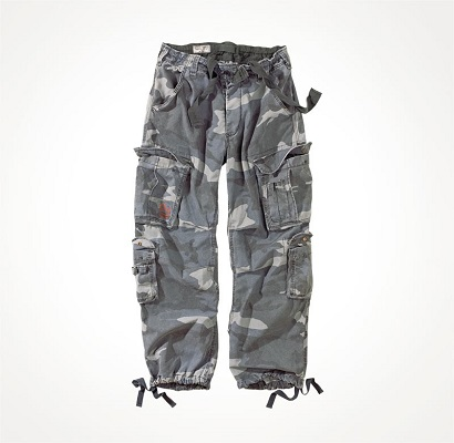 Штаны Airborne Vintage Trousers Night Camo
