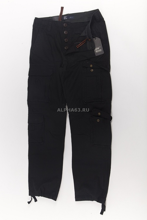 Штаны Vintage Pack Pants Black
