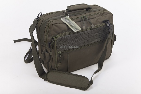 Cумка-рюкзак Aviator Document Case Oliv