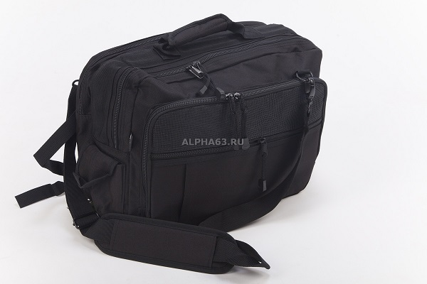Cумка-рюкзак Aviator Document Case Schwarz