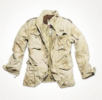REGIMENT M 65 JACKET Desert Camo