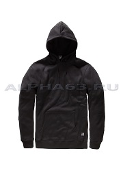 Толстовка DERBY HOODED SWEATSHIRT Black