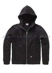 Толстовка IRUN HOODED SWEATSHIRT Black