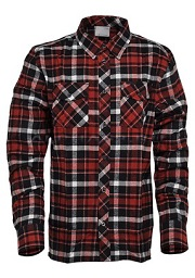 Рубашка FINNLEY SHIRT Red check