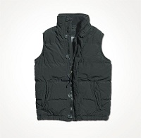 Жилет ROCK MOUNTAIN VEST Schwarz