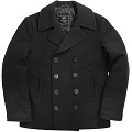 Бушлат USN Pea Coat Black