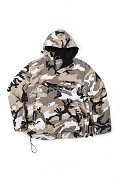 Куртка-анорак Windbreaker Urban Camo