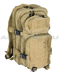 рюкзак US ASSAULT PACK SM Coyote
