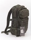 рюкзак US ASSAULT PACK SM Laser Cut oliv