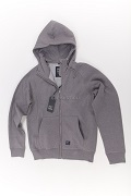 Толстовка Basing Hooded Sweatshirt charcoal