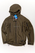 Куртка Heavy fleece jacket Patriot olive green