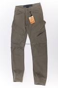 Штаны Adven Trouser slim fit Olive