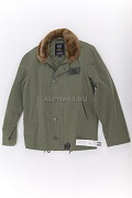 U.S. Navy N-1 DECK Jacket Olive