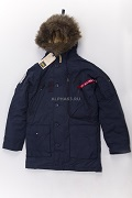 Куртка APEX PARKA replica blue NEW