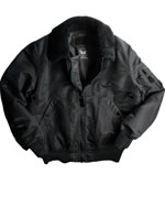 Куртка B-15 Flight Jacket Black