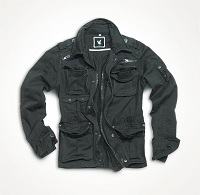 Куртка BROOKLYN JACKET Schwarz