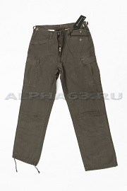 M65 HEAVY SATIN PANT Peat