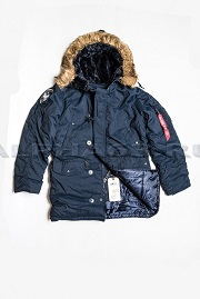 "Куртка ""Altitude Parka"" Replica Blue"