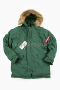 "Куртка ""Altitude Parka"" Forest Green"