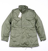 Куртка US Feldjacket M65 Т/C Oliv