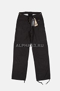 Штаны M65 HEAVY SATIN PANT Black