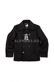 Бушлат Eagle Peacoat Black