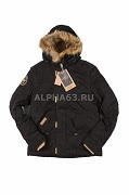 Куртка-парка Palham jacket Black