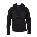 "Жакет с капюшоном ""Sweater Jacket"" Black XRAY XMW-3207"