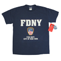 Футболка ''Officially Licensed FDNY'' Navy