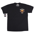 "Футболка ""USMC Devil Dog'' Black 7,62 Design"