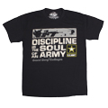 "Футболка ""Army Discipline'' Black"