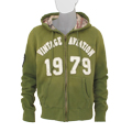 Толстовка Top Gun Zip-Up Vintage Aviation Green