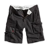 TROOPER SHORTS Schwarz
