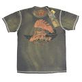 "Футболка vintage ""Sky Chief"" Gray Top Gun"